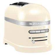Тостер KitchenAid Artisan на 2 хлебца, кремовый - арт.5KMT2204EAC, фото 1