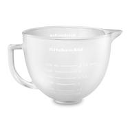 Чаша стеклянная матовая KitchenAid 4.83л — арт.5K5FGB, фото 1