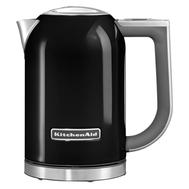 Чайник электрический KitchenAid, 1.7 л, черный - арт.5KEK1722, фото 1