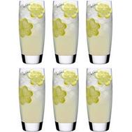 Набор стаканов Italesse Premium Hi-Ball Large, 435мл - 6шт - арт.0033, фото 1