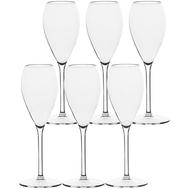 Фужеры для шампанского Italesse Air Beach Flute 20, 200мл - 6шт - арт.0063, фото 1