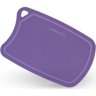 Доска разделочная Samura Fusion, 380х250х2мм, фиолетовая, полиуретан - арт.SF-02V/16, фото 1