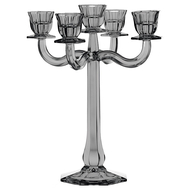 Канделябр на 5 свечей Nachtmann Ravello - 36см, серый - арт.100059, фото 1