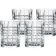 Набор низких стаканов Nachtmann Square, 345мл - 4 шт - арт.101050, фото 1