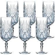 Набор пивных бокалов Nachtmann Palais, 259мл - 6шт - арт.38371, фото 1
