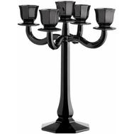 Подсвечник декоративный Nachtmann Ravello 5 свечей - 30см, черный - арт.73720, фото 1