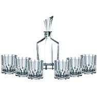 Набор для виски Nachtmann Aspen - 6 бокалов и штоф - арт.90025, фото 1
