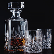 Набор для виски Nachtmann Noblesse - 2 стакана и штоф - арт.91899, фото 1