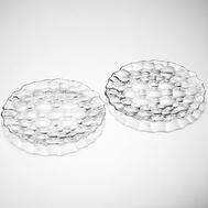 Тарелки круглые Nachtmann Sphere, 23см - 2шт - арт.93628, фото 1