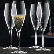 Набор бокалов для шампанского Nachtmann ViNova, 280мл - 4шт - арт.98075, фото 1