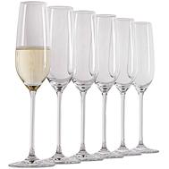 Набор фужеров для шампанского Schott Zwiesel Fortissimo, 240 мл - 6шт - арт.112 494-6, фото 1