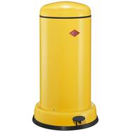 Ведро для мусора с педалью Wesco Baseboy, желтый, 20 л - арт.135531-19, фото 1