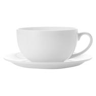 Чашка с блюдцем Maxwell & Williams Кашемир, костяной фарфор, 350мл - арт.MW583-BC92, фото 1