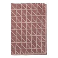 Кухонное полотенце Tkano Twist, розовое, 45х70см - арт.TK18-TT0008, фото 1