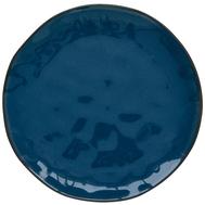 Тарелка закусочная Easy Life R2S Interiors, фарфор, синяя, 21см - арт.EL-R2012_INTB, фото 1