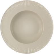 Тарелка суповая Home & Style Cocoa & Caramel, фарфор, карамель, 24см - арт.HS4-G099-28G3S, фото 1