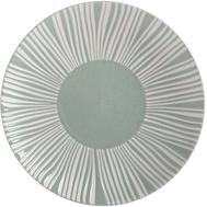 Тарелка закусочная Maxwell & Williams Solaris, фарфор, серо-зелёная, 20.5см - арт.MW602-AX0315, фото 1
