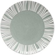 Тарелка обеденная Maxwell & Williams Solaris, фарфор, серо-зеленая, 27.5см - арт.MW602-AX0316, фото 1