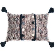 Декоративная подушка 40х60см Tkano Ethnic, бежево-голубая, 1000г - арт.TK18-CU0001, фото 1
