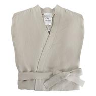 Льняной халат Tkano Essential, бежевый, размер S - арт.TK18-BR0001, фото 1