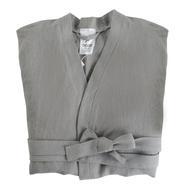 Льняной халат Tkano Essential, серый, размер S - арт.TK18-BR0003, фото 1