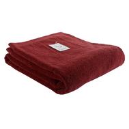 Махровое полотенце Tkano Essential, бордовое, 90х150см - арт.TK18-BT0019, фото 1