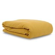Пододеяльник 1.5 спальный Tkano Essential, льняной, горчичный, 150х200см - арт.TK18-LD0005, фото 1