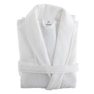Банный халат Tkano Essential, белый, размер S/M - арт.TK18-BR0007, фото 1