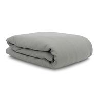 Пододеяльник 1.5 спальный Tkano Essential, льняной, серый, 150х200см - арт.TK18-LD0011, фото 1
