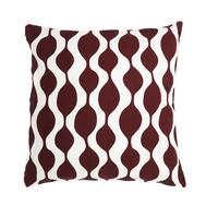 Чехол на подушку Tkano Traffic, бордовый, 45х45см - арт.TK18-CC0007, фото 1