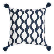 Чехол на подушку Tkano Traffic, серо-синий, 45х45см - арт.TK18-CC0008, фото 1