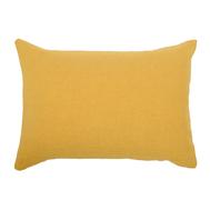 Льняная наволочка Tkano Essential, горчичная, 50х70см - арт.TK18-LP0005, фото 1