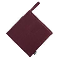 Прихватка Tkano Wild, бордового цвета, 22х22 см - арт.TK19-PH0005, фото 1
