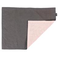 Салфетка под приборы Tkano Essential, серо-розовая, 35х45см - арт.TK18-PM0017, фото 1