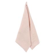Полотенце кухонное вафельное Tkano Essential, из умягченного льна цвета пыльной розы, 47x70 см - арт.TK18-TT0005, фото 1