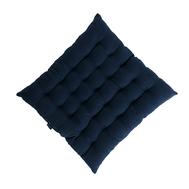 Подушка 40х40см на стул Tkano Essential, темно-синяя - арт.TK18-CP0007, фото 1