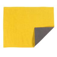 Салфетка под приборы Tkano Essential, серо-горчичная, 35х45см - арт.TK18-PM0016, фото 1