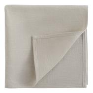 Салфетка сервировочная Tkano Essential, из умягченного льна бежевого цвета, 45х45 см - арт.TK18-NA0008, фото 1