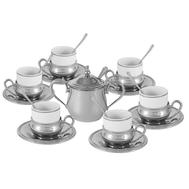 Кофейный набор Chinelli Экстра-люкс, на 6 персон - арт.GA2059101LB, фото 1