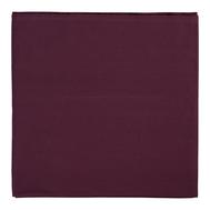 Скатерть на стол Tkano Wild, хлопок бордового цвета, 170х250 см - арт.TK19-TC0011, фото 1
