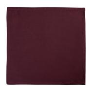 Салфетка сервировочная Tkano Wild, хлопок бордового цвета, 45х45 см - арт.TK19-NA0003, фото 1
