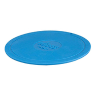 Подставка под горячее Lodge, круглая силиконовая, 18см, голубая - арт.AS7DT36, фото 1