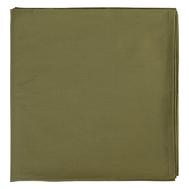 Скатерть на стол Tkano Wild, хлопок оливкового цвета, 170х170 см - арт.TK19-TC0004, фото 1