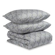 Комплект постельного белья двуспальный Tkano Essential, сатин горчичного цвета с принтом Соцветие - арт.TK19-DC0015, фото 1