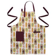 Фартук кулинарный Tkano Wild, хлопок с принтом Passion Fruit, 70х85 см - арт.TK19-AP0001, фото 1