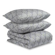 Комплект постельного белья двуспальный Tkano Essential, сатин с принтом Соцветие - арт.TK19-DC0021, фото 1