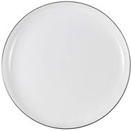 Тарелка закусочная Anna Lafarg Emily Арктика, костяной фарфор, 19см - арт.AL-104A-E11, фото 1