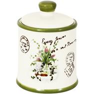 Сахарница Anna Lafarg LF Ceramics Букет, керамика, 0.175л - арт.AL-165F6290-S-B-LF, фото 1
