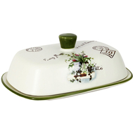 Масленка Anna Lafarg LF Ceramics Букет, керамика, 19см - арт.AL-190F6298-B-LF, фото 1