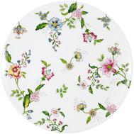 Тарелка обеденная Anna Lafarg Emily Provence, костяной фарфор, 26.5см - арт.AL-210P-E11, фото 1